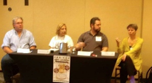 critiquing groups panel