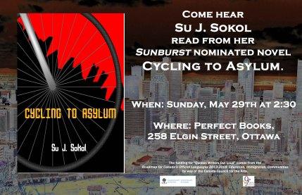 CyclingtoAsylum Perfect Books reading